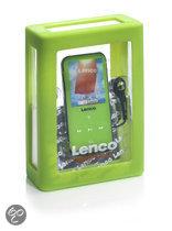 Lenco XEMIO 655 - MP4 speler - 4 GB - Groen