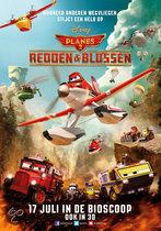 Planes 2: Redden & Blussen (3D Blu-ray)