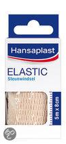 Hansaplast Elastisch steunwindsel 5m x 8cm
