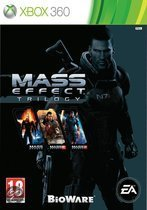 Foto van Mass Effect Trilogy