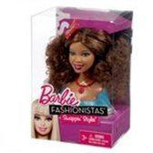 Mattel Barbie fashionistas hoofd