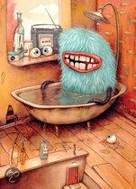 Heye Puzzel - Bathtub