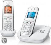 Gigaset A510A - Duo DECT telefoon met antwoordapparaat - Wit