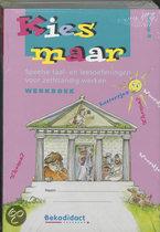 Taalleesland / Groep 8 5 ex / deel Kies maar Werkboek / druk 1