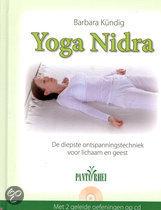Yoga Nidra + CD met 2 geleide oefeningen