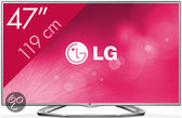 LG 47LA6134 - 3D LED TV - 47 inch - Full HD - Internet TV