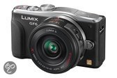 Panasonic Lumix DMC-GF6 + 14-42mm PowerZoom - Systeemcamera - Zwart