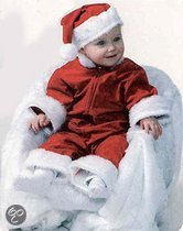 Baby kerst kostuum 104