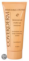 Coverderm Removing Cream Make-up Remover