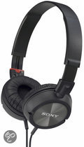 Sony MDR-ZX300 - On-Ear Koptelefoon - Zwart