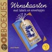 Wenskaarten Met Labels En Envelopjes