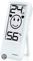 Topcom Thermometer/Hygrometer Baby Comfortindicator 101