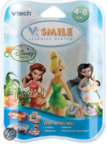 VTech V.Smile (Motion) Game - TinkerBell