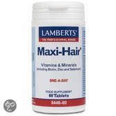 Lamberts Maxi Hair - 60 tabletten - Voedingssupplement