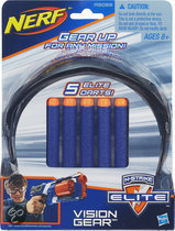 Nerf N-Strike Elite Vision Gear + 5 Darts