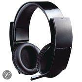Foto van Sony PlayStation Draadloze Stereo Headset Zwart PS3
