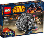 LEGO Star Wars General Grievous' Wheel Bike - 75040