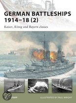 German Battleships 1914-18