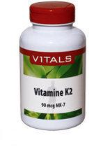 Vitals - Vitamine K2 90 mcg  - 60 softgels - Voedingssupplement