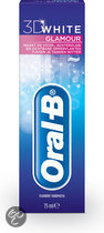 Oral-B White Glamour 3D - Tandpasta
