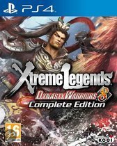 Dynasty Warriors 8, Xtreme Legends (Complete Edition)  PS4