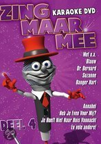 Various Artists - Zing Maar Mee Karaoke 4