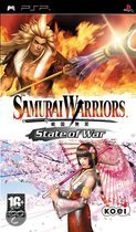 Samurai Warrior, State Of War