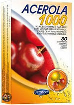 Orthonat Acerola 1000 Mg Tabletten 60 st