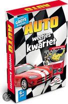 Auto Weetjeskwartet - Kaartspel - Special Edition