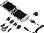 A-solar Dual Panel solar charger AM104