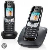 Gigaset C620 - Duo DECT telefoon - Zwart