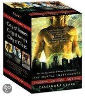The Mortal Instruments boxset (1-3)