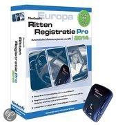 Nedsoft RittenRegistratie Pro 2014 met GPS