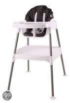 KEES - Mondriaan Duo Kinderstoel - Antraciet