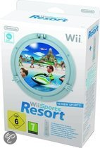 Wii Sports Resort + Remote Plus - Wit