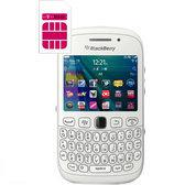 BlackBerry Curve 9320 - Wit - T-Mobile prepaid telefoon