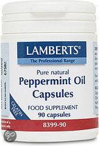 Lamberts Peppermint Oil Capsules 50 mg Capsules 90 st
