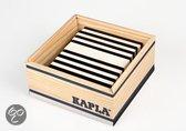 Kapla Box 40 Stuks - Zwart en Wit