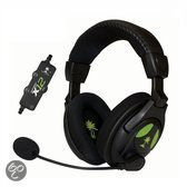 Turtle Beach X12 Gaming Headset Zwart Xbox 360 + PC + Xbox One