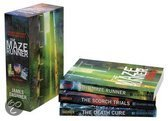 The Maze Runner Trilogy boxset (1-3)