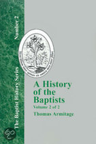 A History Of The Baptists - Vol. 2