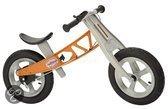 Redtoys Chopper loopfiets zonder rem - Oranje