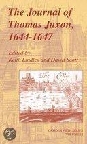 The Journal Of Thomas Juxon, 1644-1647