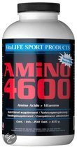 VitaLIFE Amino 4600 2300 mg Tabletten 200 st