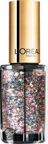 L'Oreal Paris Color Riche Le Vernis Fall - 842 Sequin Explosion - Zilver - Nagellak