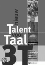 Nieuw talent voor taal tso 3 - werkboek