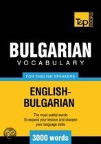 Bulgarian Vocabulary for English Speakers - 3000 Words