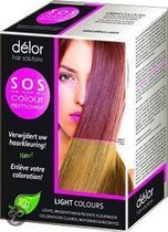 Delor SOS Colour - Remover light - Haarontkleuring
