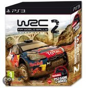 WRC: FIA World Rally Championship 2 + Racing Wheel