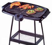 Cuisine Deluxe Electrische barbecue 2000 Watt